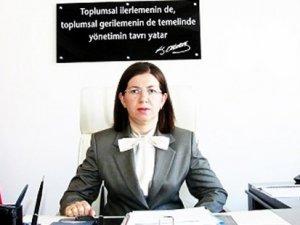 Türkiye'nin üçüncü kadın valisi Sinop'a atandı