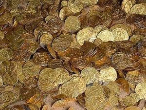 Akdeniz'de 2 bin altın çıktı!