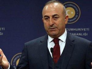 Dışişleri Bakanı Mevlüt Çavuşoğlu: Muhalifler Esad'a karşı savaşacak