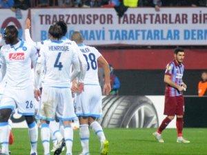 Trabzonspor 0-4 Napoli