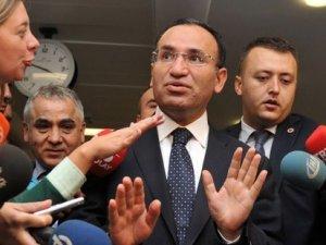 Bekir Bozdağ'dan Fethullah Gülen hakkında açıklama