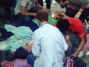 Ankara'daki Gezi doktorları için 'yargılanamazlar' kararı