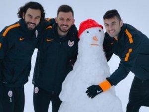 Galatasaray hafta sonu donacak