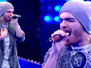 Elnur Hüseynov Eurovision yolunda