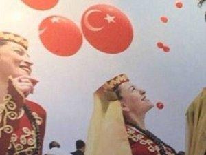 Starbucks'tan 'Türk balonu' özrü