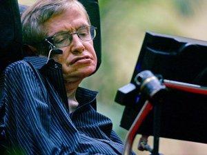 Stephen Hawking uyardı, insanlığın sonu geliyor
