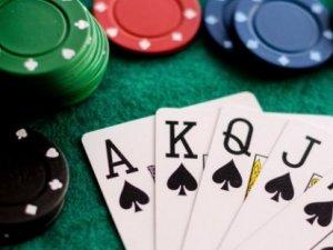 Antalya'da kumar baskını: Bingo