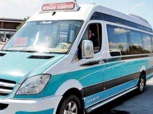 Özgecan cinayetinden sonra kadınlar minibüse binmiyor