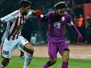Galatasaray deplasmanda puan kaptı