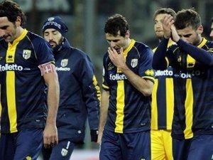Parma küme düşürüldü
