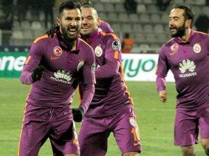 Galatasaray 'dur' dedi