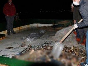 Çanakkale'de balıkçıların ağına ceset takıldı!