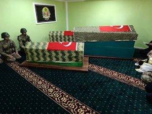 Süleyman Şah emanetlerine askeri ve dini tören