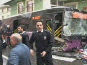 Sarıyer'de kaza: 2 ölü, 8 yaralı