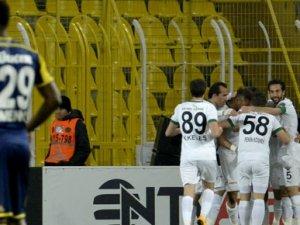 Fenerbahçe zirveyi bıraktı