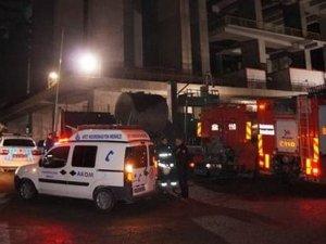 Şişli'de asansör faciası: 1 işçi öldü