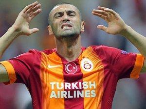 Galatasaray'a bir darbe daha