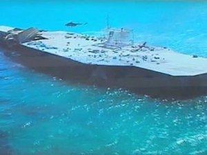 İran, Amerikan uçak gemisini böyle batırdı