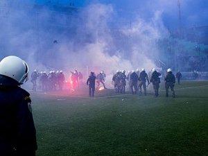 Yunanistan'da futbol ligi
