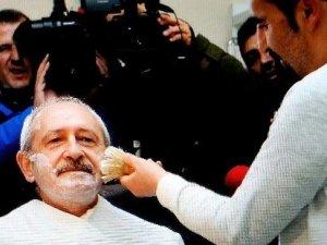 Kemal Kılıçdaroğlu: Cumhurbaşkanı her şeye maydonoz oluyor