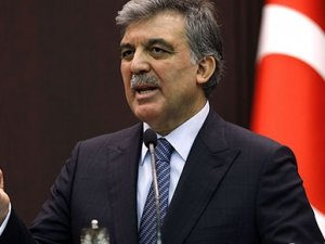 AKP'den Abdullah Gül'ün adaylığı ile ilgili açıklama