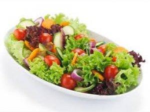 1 kase salata kabızlığa birebir