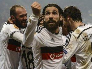 Beşiktaş tarih yazdı