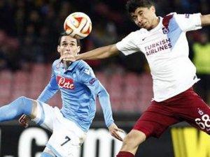Napoli 1 - 0 Trabzonspor