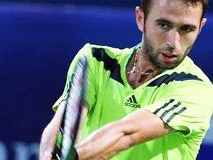 Marsel İlhan, Novak Djokovic'e elendi