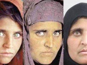 Afgan kızı sahte kimlikle yakalandı