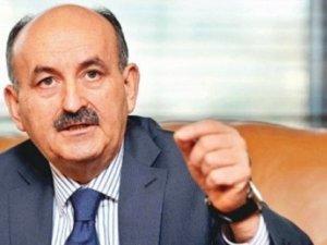 Sağlık Bakanı Mehmet Müezzinoğlu: Baz istasyonlarından çekinmeye gerek yoktur