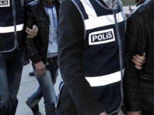 Eskişehir'de polislere operasyon: 10 gözaltı