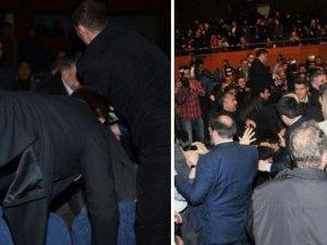 Erbakan'ı anma töreninde 7 gözaltı