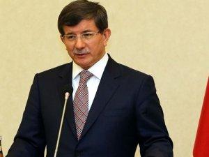 Başbakan Davutoğlu silahsızlanma çağrısını değerlendirdi