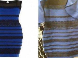 Dünyanın konuştuğu elbiseyi neden farklı renk görüyoruz?