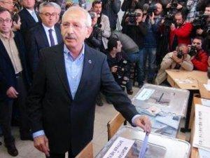 Kemal Kılıçdaroğlu: Oy hedefimiz yüzde 35