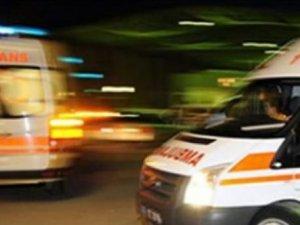 Sakarya'da cenaze yolunda kaza: 10 yaralı