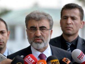 Enerji ve Tabii Kaynaklar Bakanı Taner Yıldız: Kandil'de petrol arayacağız