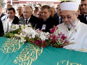 Yaşar Kemal son yolcuğuna uğurlandı
