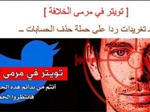 IŞİD Twitter'ı hedef aldı