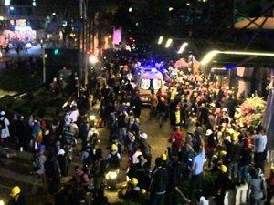 2. Kabataş vakası: Divan Otel'de molotof iddiaları da yalan