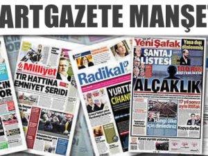 03 Şubat Gazete Manşetleri