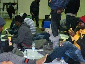 Akdeniz'de 941 göçmen kurtarıldı