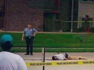 Michael Brown'ı vuran polis suçsuz bulundu