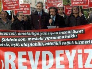 Sağlıkçılar 13 Mart'ta greve gidiyor