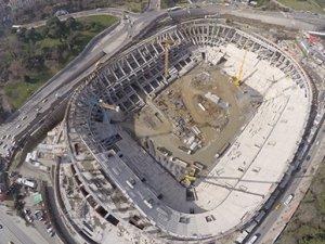 Beşiktaş'ın stadı ne zaman açılacak?