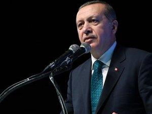 Cumhurbaşkanı Erdoğan: Dolar zenginleri üretmek istiyorlar