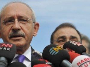 Kemal Kılıçdaroğlu: Anlaşılan AKP Davutoğlu'dan memnun değil