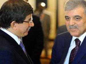 Ahmet Davutoğlu'ndan Abdullah Gül açıklaması