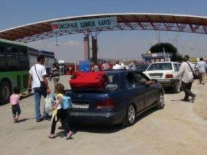 Öncüpınar ve Cilvegözü sınır kapısı kapatıldı